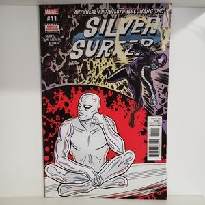 Marvel Comics: Silver Surfer (#11)